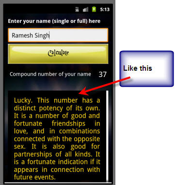 Calculate name numerology free