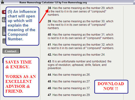 Name Numerology Calculator : Instantly Check Your Name's