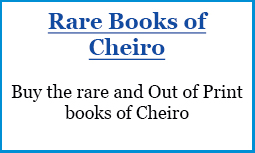 Rare Books of Cheiro
